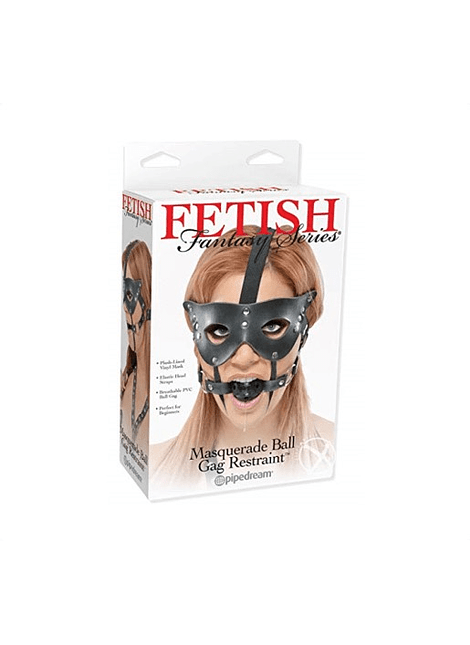 Fetish masquerade ball