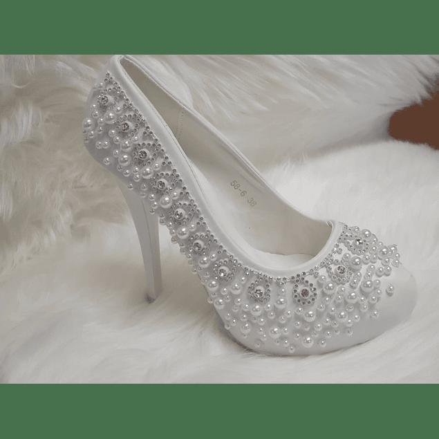 Zapatos de Boda, Matrimonio, Fiesta.