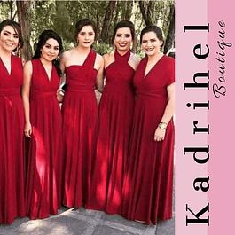 Vestidos Multiusos, Vestidos Damas De Honor , Vestidos Largos, Vestidos De Fiestas