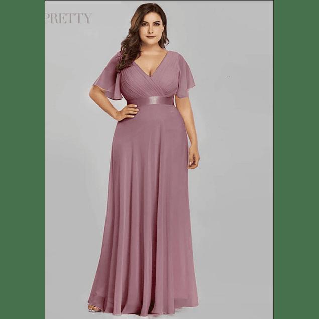 Hermoso Vestido Largo Ideal para Galas  Kadrihel