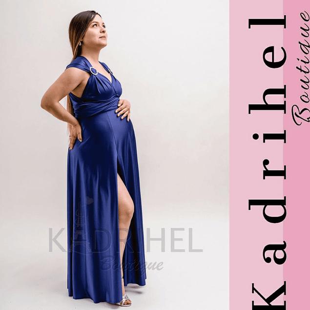 Vestido Multiuso De Embarazada Kadrihel.