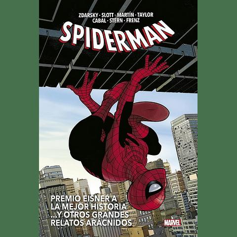 Spiderman Premio Eisner a la Mejor Historia 2019 y Otros Grandes Relatos Arácnidos