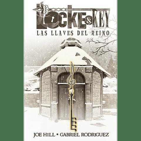Locke & Key 4 Las Llaves del Reino