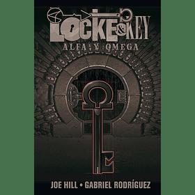 Locke & Key 6 Alfa y Omega