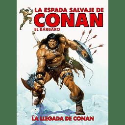 La Espada Salvaje de Conan El Barbaro - La Llegada de Conan