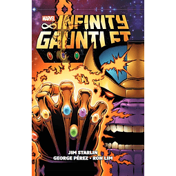 El Guantalete del Infinito  ( The Infinity Gauntlet)