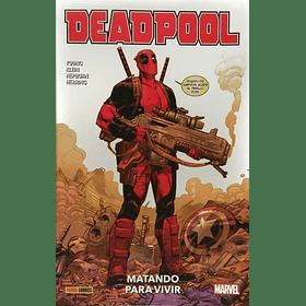 Deadpool Matando Para Vivir