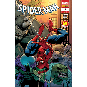 Spiderman #1