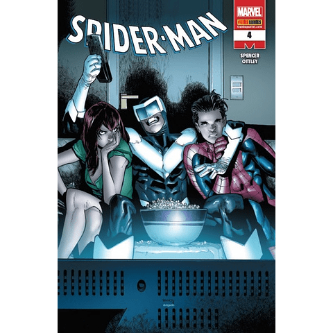Spiderman #4