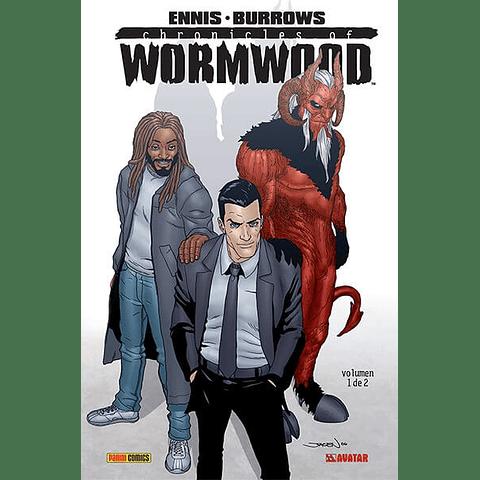 Crónicas de Wormwood:  Tomo 1