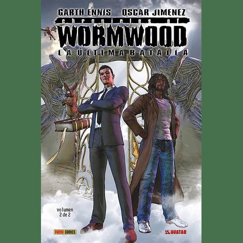 Crónicas de Wormwood La Ultima Batalla: Tomo 2
