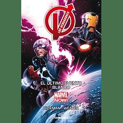 Los Vengadores El Ultimo Evento Blanco