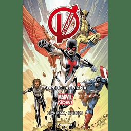 Los Vengadores Superguardiana