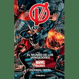 Los Vengadores El Mundo de los Vengadores
