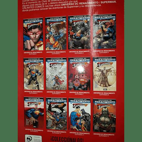 Universo DC Renacimiento Superman
