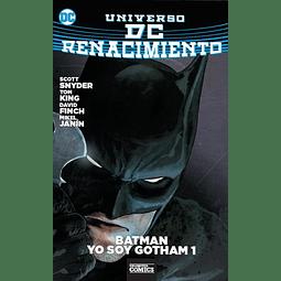 Batman Yo Soy Gotham ( 3 Tomos )