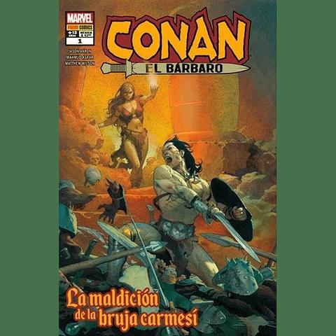 Conan El Bárbaro #1