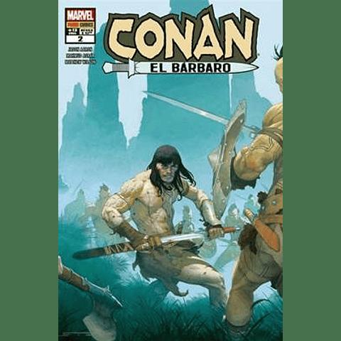 Conan El Bárbaro #2