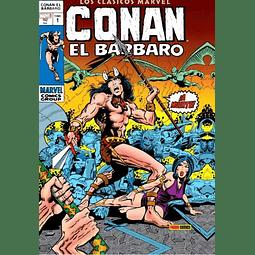 Los Clásicos de Conan El Bárbaro Tomo 1