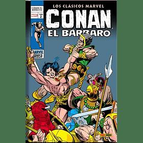 Los Clásicos de Conan El Bárbaro Tomo 2