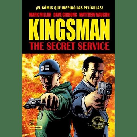 Kingsman: The Secret Service Tomo 1