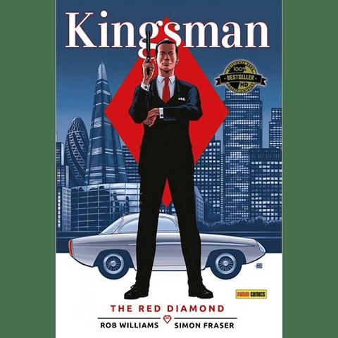 Kingsman: The Red Diamond Tomo 2