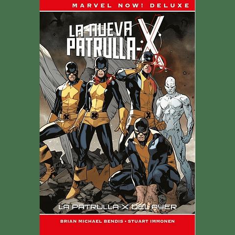 Marvel Now! Deluxe La Nueva Patrulla-X Tomo 1