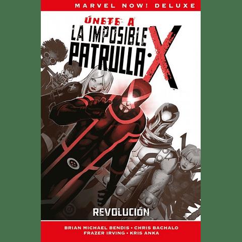 Marvel Now! Deluxe La Imposible Patrulla-X Tomo 2