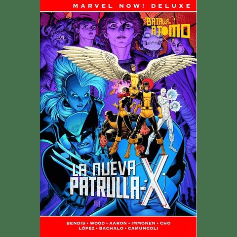 Marvel Now! Deluxe La Nueva Patrulla-X Tomo 3