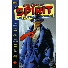 Will Eisner The Spirit Las Nuevas Aventuras