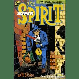Super The Spirit 20 Historias Completas