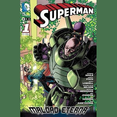 Superman Maldad Eterna