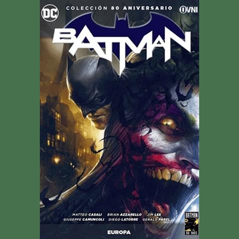 Colección 80 Aniversario Batman: Europa