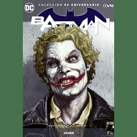 Colección 80 Aniversario Batman: Joker