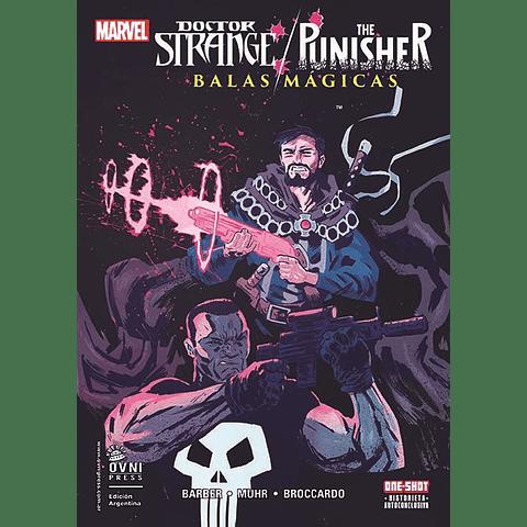 Doctor Strange / The Punisher Balas Mágicas