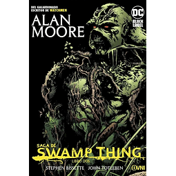 Saga de Swamp Thing Libro Dos