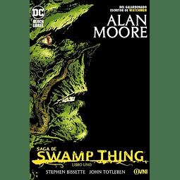 Saga de Swamp Thing Libro Uno