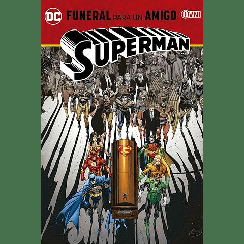 Superman Funeral Para un Amigo