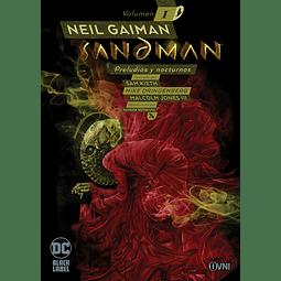 Sandman Preludios y Nocturnos Volumen 1