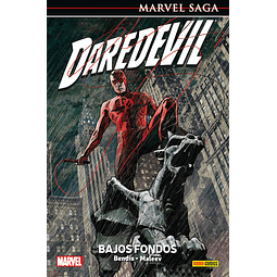 Marvel Saga N° 7 Daredevil Bajos Fondos