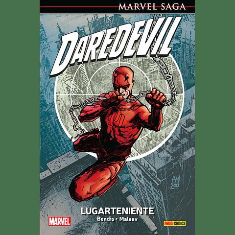 Marvel Saga N° 5 Daredevil Lugarteniente