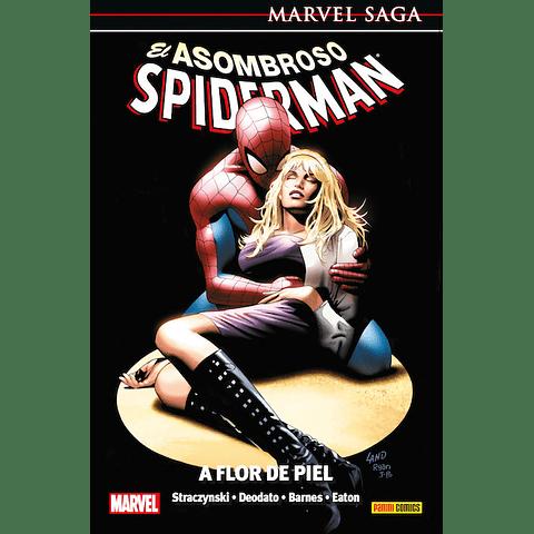 Marvel Saga N° 7 El Asombroso Spiderman A Flor de Piel