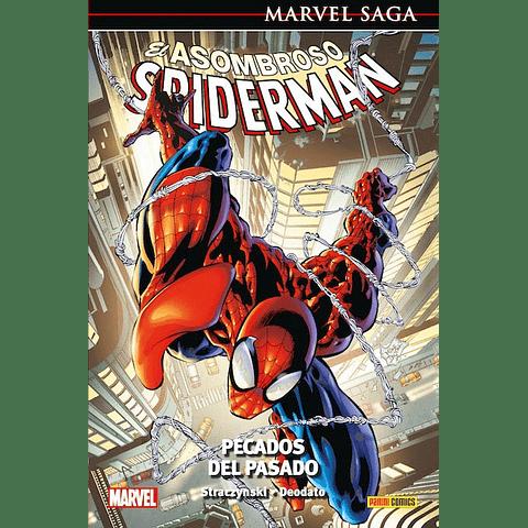 Marvel Saga N° 6 El Asombroso Spiderman Pecados del Pasado