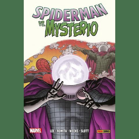 Colección 100% Marvel HC Spiderman vs Mysterio