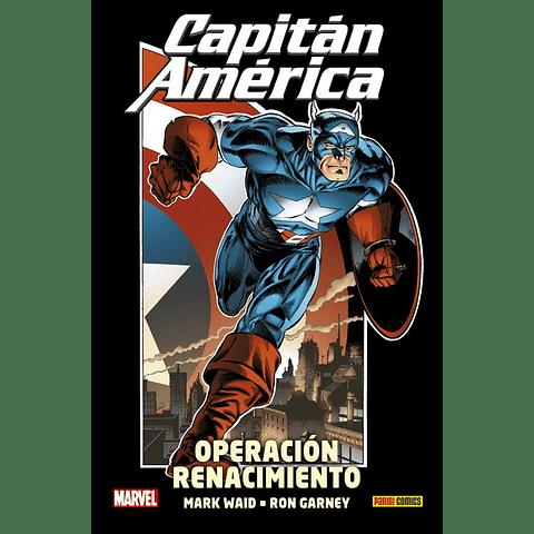 Capitán América Operación Renacimiento