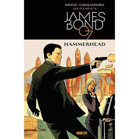 James Bond 007 Vol. 3 Hammerhead