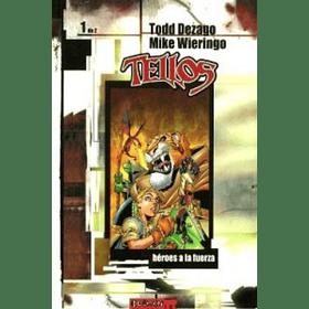 Tellos - Historia Completa en 2 Tomos