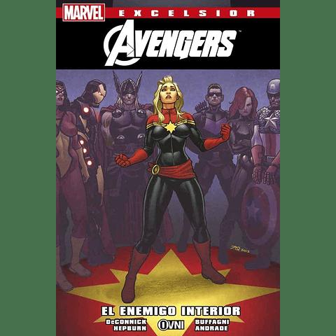 Avengers El Enemigo Interior