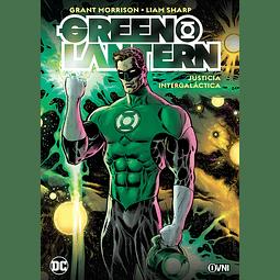 Green Lantern Justicia Intergaláctica