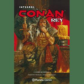 Conan Rey de Truman y Giorello - Integral